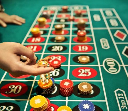Casino Regulations of Gaming Control Act