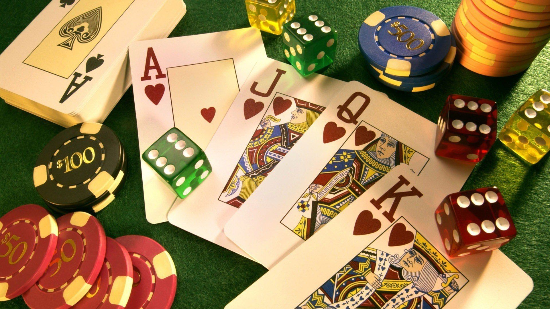 You Will Be In A Position To Build A Bussiness With Poker